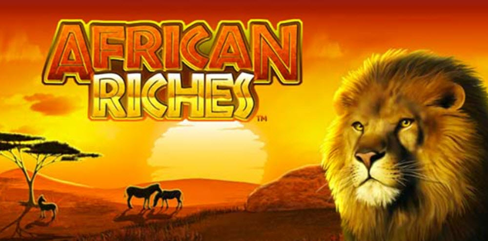 african riches Spielo