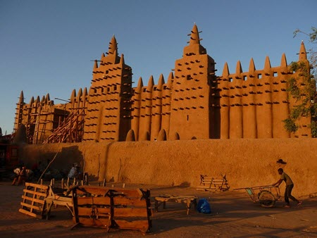 mali temple